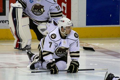 Steven Oleksy, Hershey Bears