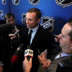 Yzerman had to answer a lot of questions about the future of the Lightning this offseason. (Brad Penner-USA TODAY Sports)