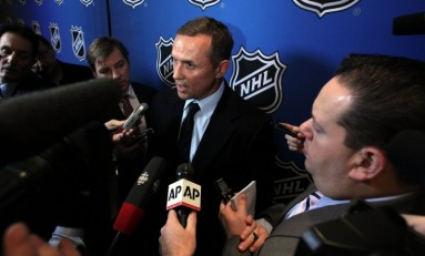Lightning's Yzerman Eyes NHL Expansion Draft to Start Summer