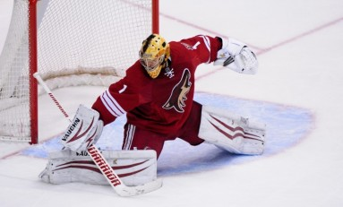 Goaltenders Primed to Take the Reins at Starter