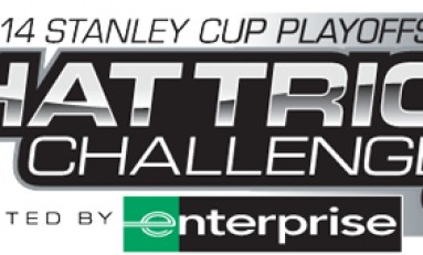 NHL Hat Trick Challenge for Game 1 of the Stanley Cup Finals