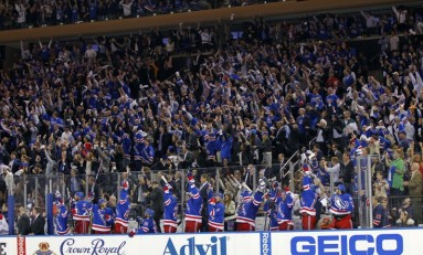 Rangers' 5 Best Moments of the Decade