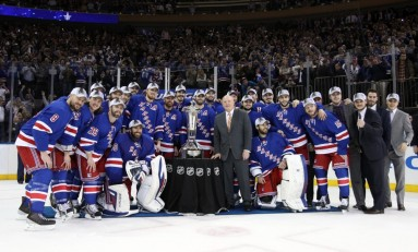 5 Things The NY Rangers Need for the Playoffs
