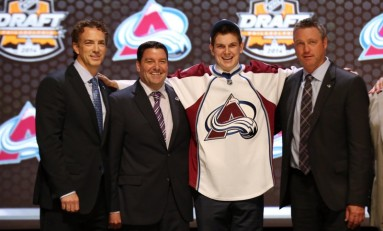 Colorado Avalanche - Top 5 Prospects