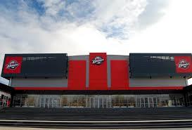 Druzhba Arena in Donetsk