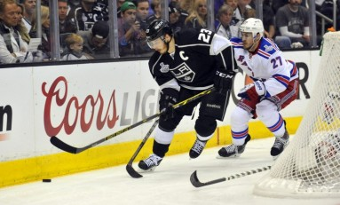 Kings Strip Dustin Brown of Captaincy: Report