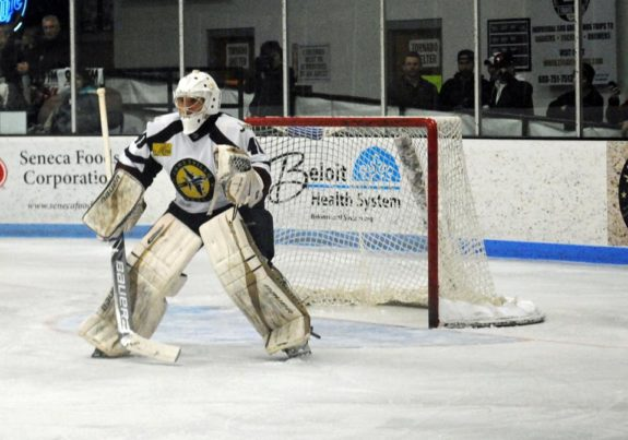 Logan Halladay Janesville Jets