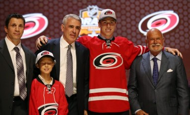Hurricanes' Fleury Finally Fitting