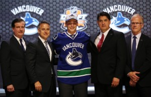Virtanen looks to be a budding power forward (Bill Streicher-USA TODAY Sports)