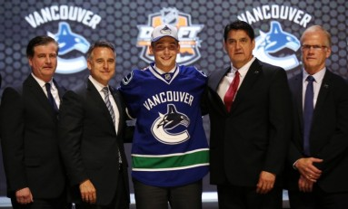 Baertschi and Virtanen Forming A Formidable Duo in Utica