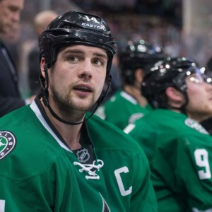 Benn led the NHL with 87 points in the 2014-15 regular season. (Jerome Miron-USA TODAY Sports)