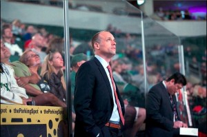Jeff Blashill (Credit: Texas Stars Hockey)