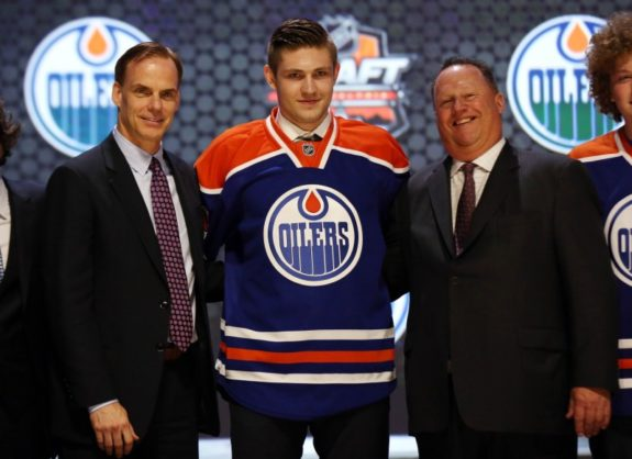Leon Draisaitl, Germany