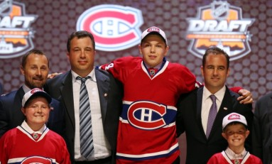 Top Canadiens Prospects at Development Camp