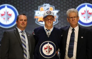 Ehlers could crack the NHL this fall after lighting up the QMJHL (Bill Streicher-USA TODAY Sports)