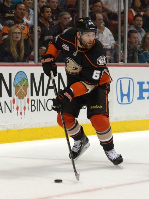 Patrick Maroon Anaheim Ducks