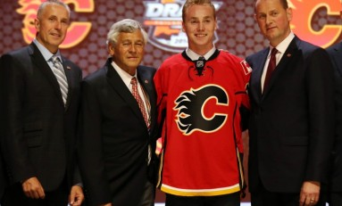 Flames' Bennett Making Strides at Young Stars
