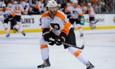 Sean Couturier Part One: The Second Line Center