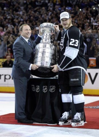 LA Kings, Dustin Brown