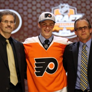 ron hextall (Bill Streicher-USA TODAY Sports)