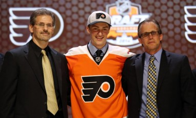 Sanheim's Shaky Season Sends Him to Minors