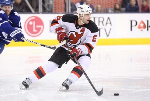 Andy Greene Devils
