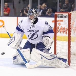 Ben Bishop, Tampa Bay Lightning, NHL, NHL Playoffs