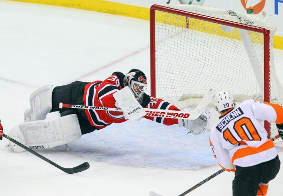 Brodeur is arguably the most storied goaltender in NHL history (Ed Mulholland-USA TODAY Sports)