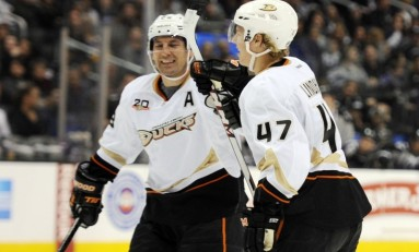 Anaheim Ducks Defense: Good Enough For Stanley Cup?