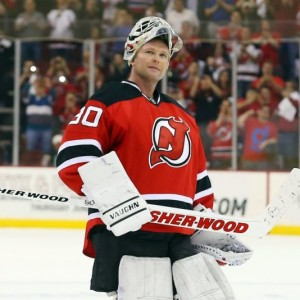 "Martin Brodeur's Devils were the epitome of the NHL's ""Dead Puck"" era (Ed Mulholland-USA TODAY Sports)"