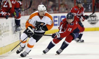 Metropolitan Rivals: Flyers Threatened By Caps' Spending?