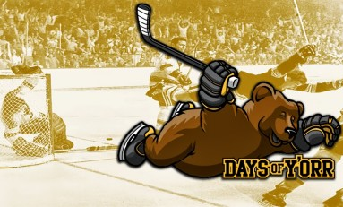 Hockey Blogroll: Days of Y'Orr