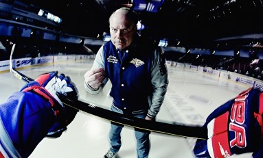 Interview With Iron Mike Keenan
