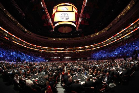 The 2014 City of Brotherly Love NHL Draft Floor