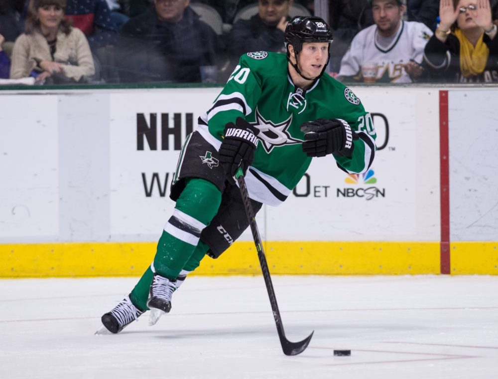 Cody Eakin The Dallas Stars Swiss Army Knife
