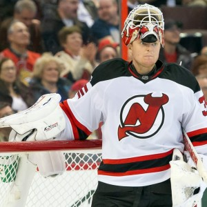 Cory Schneider has the ability to carry the Devils into the playoffs. (Marc DesRosiers-USA TODAY Sports)