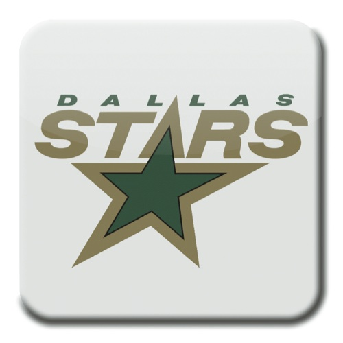 Dallas Stars square logo