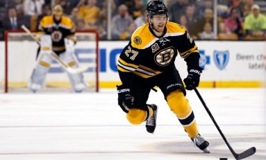 Salary Cap Projections Will Affect Boston Bruins Free Agent Decisions