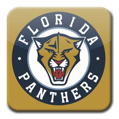 Florida Panthers square logo