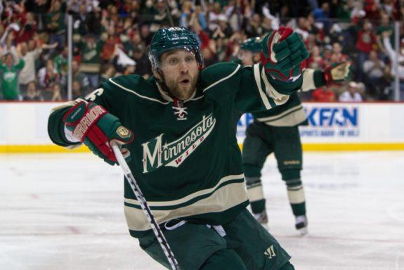 What Is Jason Zucker S Value To The Minnesota Wild