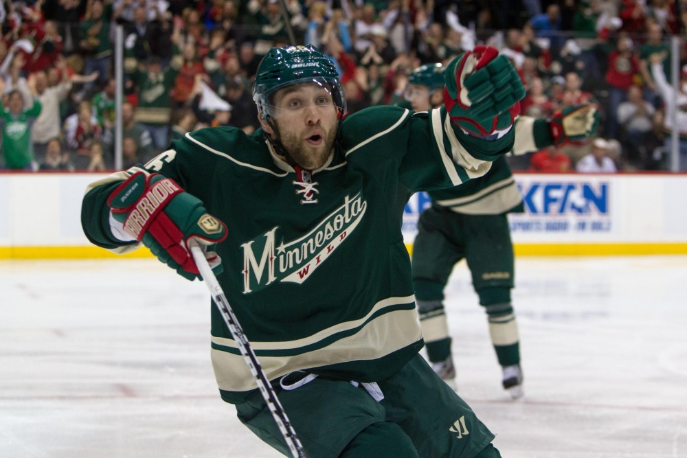 Is Jason Zucker Minnesota S Next Superstar