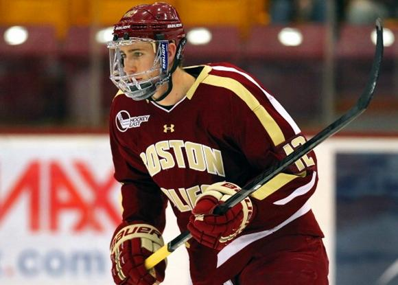 Kevin Hayes, Boston College