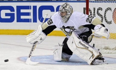 Marc-Andre Fleury Returns to Lineup, Matt Murray to AHL