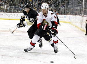 Ottawa Senators Marc  Methot trade rumours