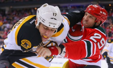 Hockey 101: Fighting