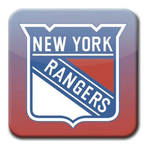 New York Rangers square logo