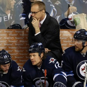 Paul Maurice will be behind the bench of team Europe. (Bruce Fedyck-USA TODAY Sports)