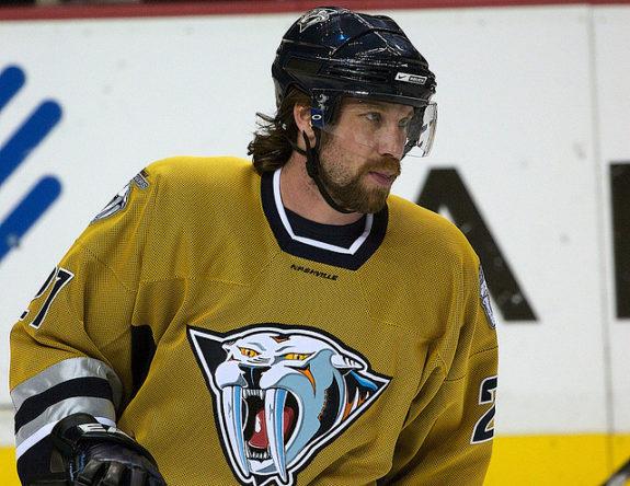 Peter Forsberg, Nashville Predators