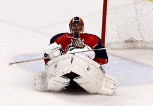 Roberto Luongo, Florida Panthers, NHL, Hockey, Milestones