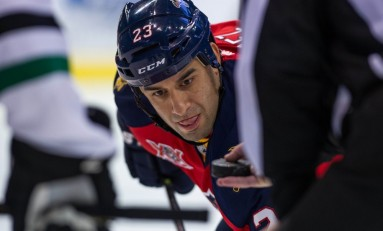 Scott Gomez Deserves Your Respect